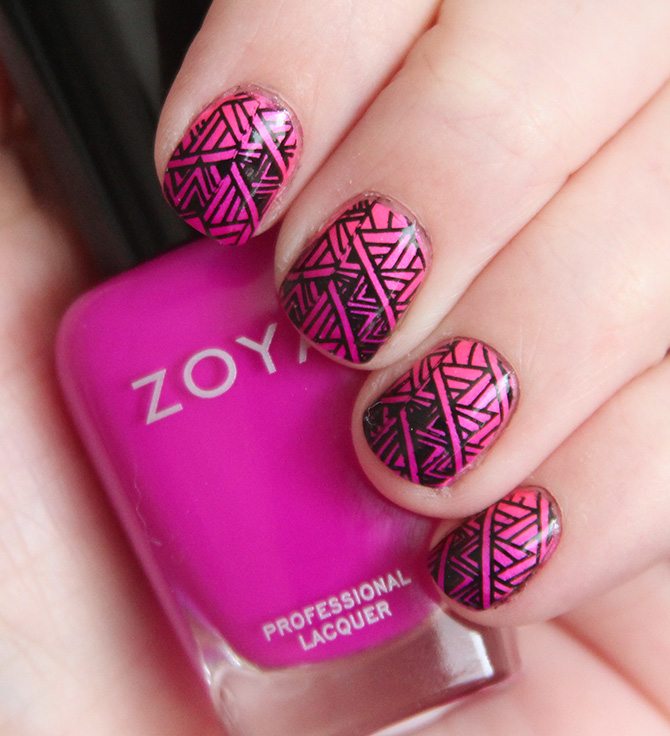 Stamping Color Konad Special