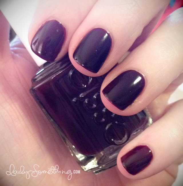 Bordeaux Nails