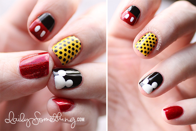Nail art archives daily somethingdaily something pin it nail art prinsesfo Gallery
