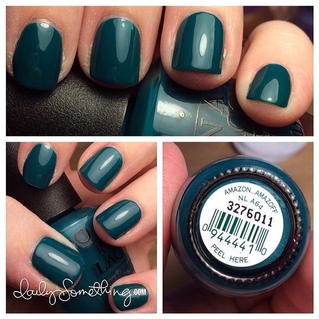 And now new polish. :)
