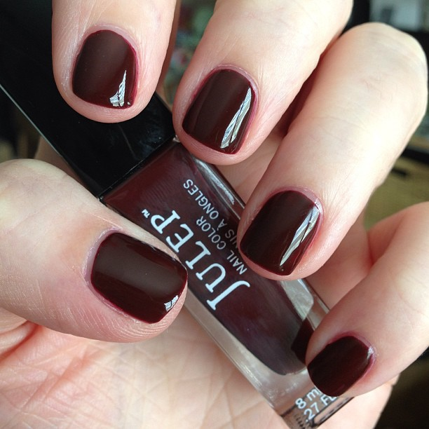 Oh, hello, Instagram nail polish photo. Haven't seen you in a while. :) Polish = Julep Coco.